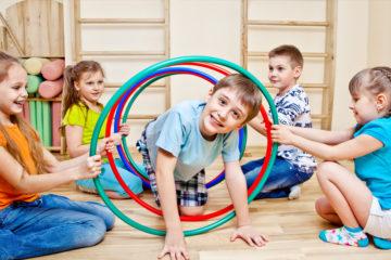 """Kinderturnen """"Bewegung und Spiel"""""""